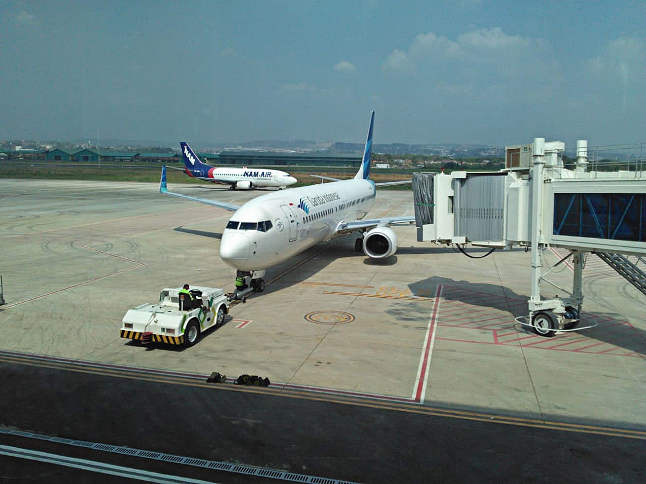 Ahmad Yani Airport opens new terminal
